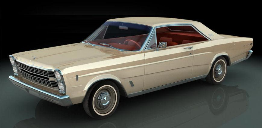 Ford galaxie 1966 photo - 5