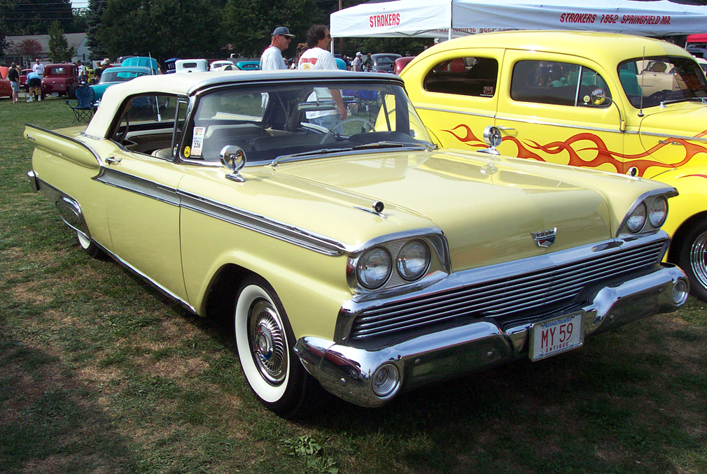 Ford galaxy 1950 photo - 2