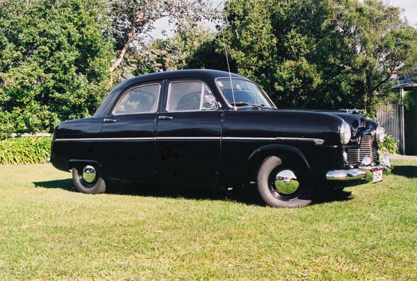 Ford galaxy 1950 photo - 4