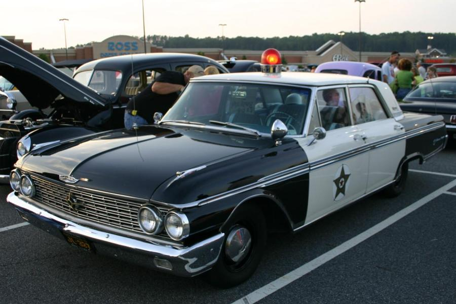 Ford galaxy 1961 photo - 10