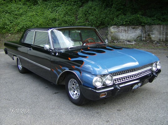 Ford galaxy 1961 photo - 8