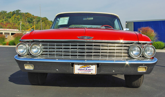 Ford galaxy 1962 photo - 2