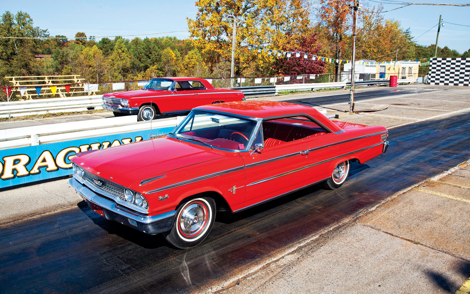 Ford galaxy 1962 photo - 3