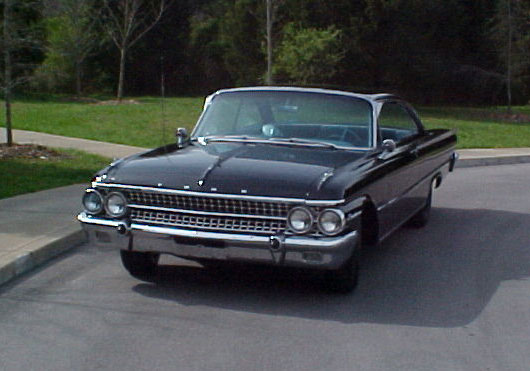 Ford galaxy 1962 photo - 4