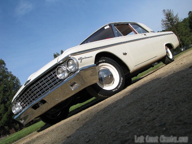 Ford galaxy 1962 photo - 8
