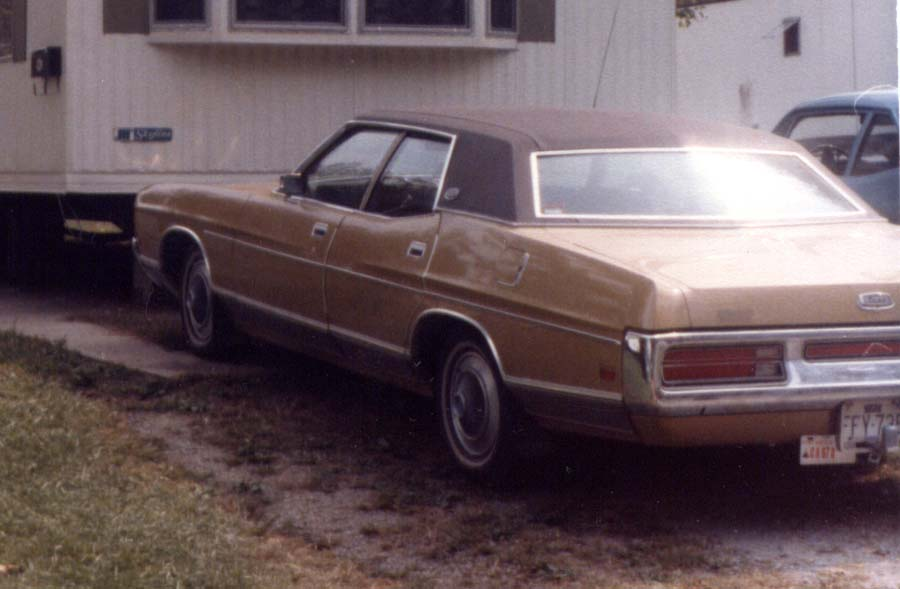 Ford galaxy 1972 photo - 6