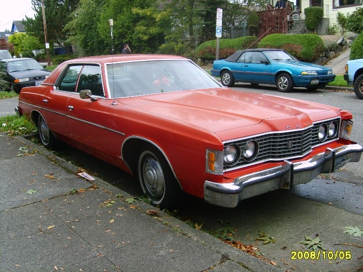 Ford Galaxy 1973 Review Amazing Pictures And Images