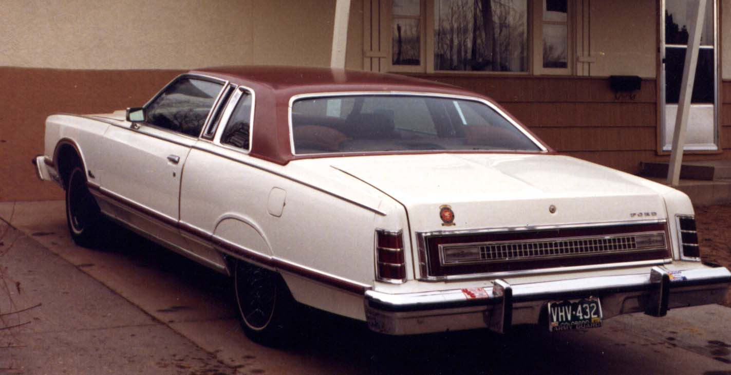 Ford galaxy 1975 photo - 6
