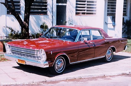 Ford galaxy 1975 photo - 8