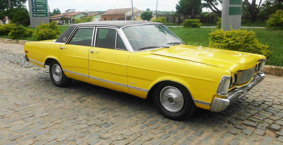 Ford galaxy 1980 photo - 7