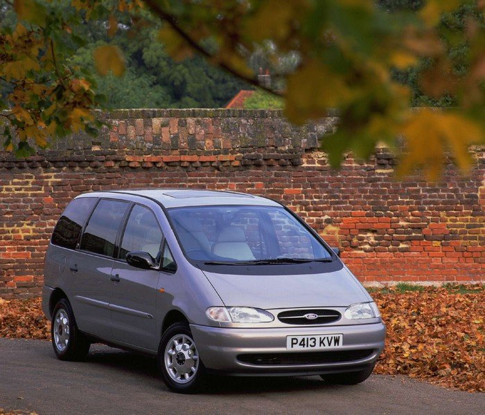 Ford galaxy 1996 photo - 1