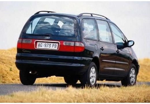 Ford galaxy 1996 photo - 2