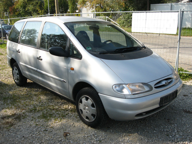 Ford galaxy 1996 photo - 8