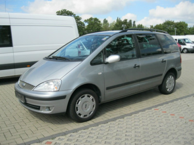 Ford galaxy 2006 photo - 3