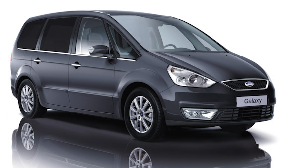 Ford Galaxy 2012 photo - 4