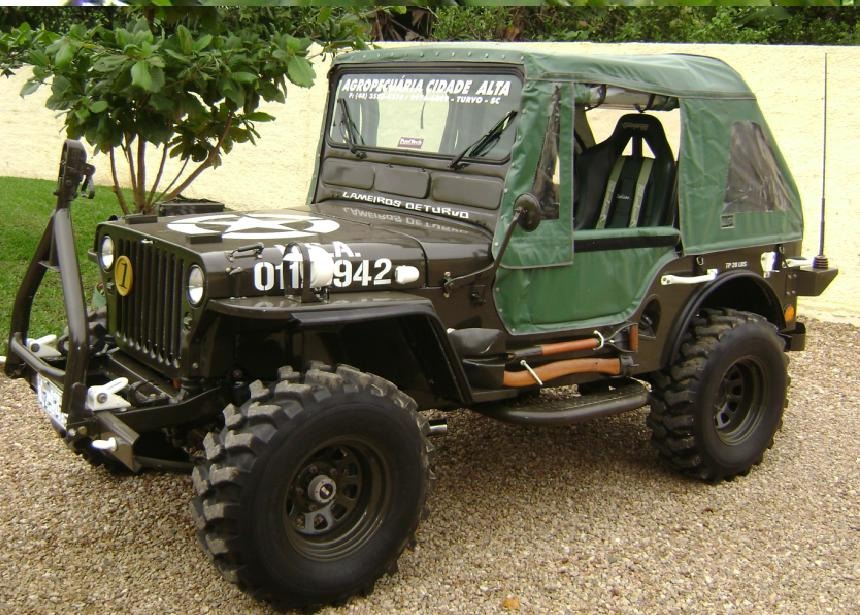 Ford Jeep 1942 photo - 3