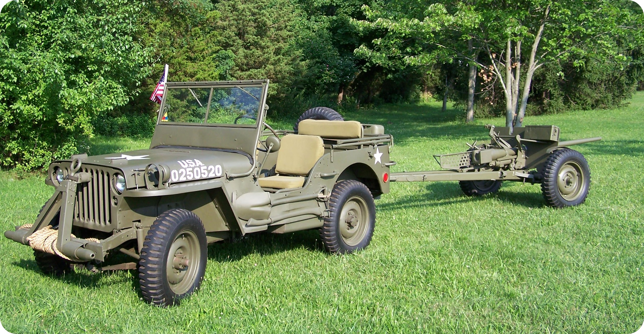 Ford Jeep 1942 photo - 8