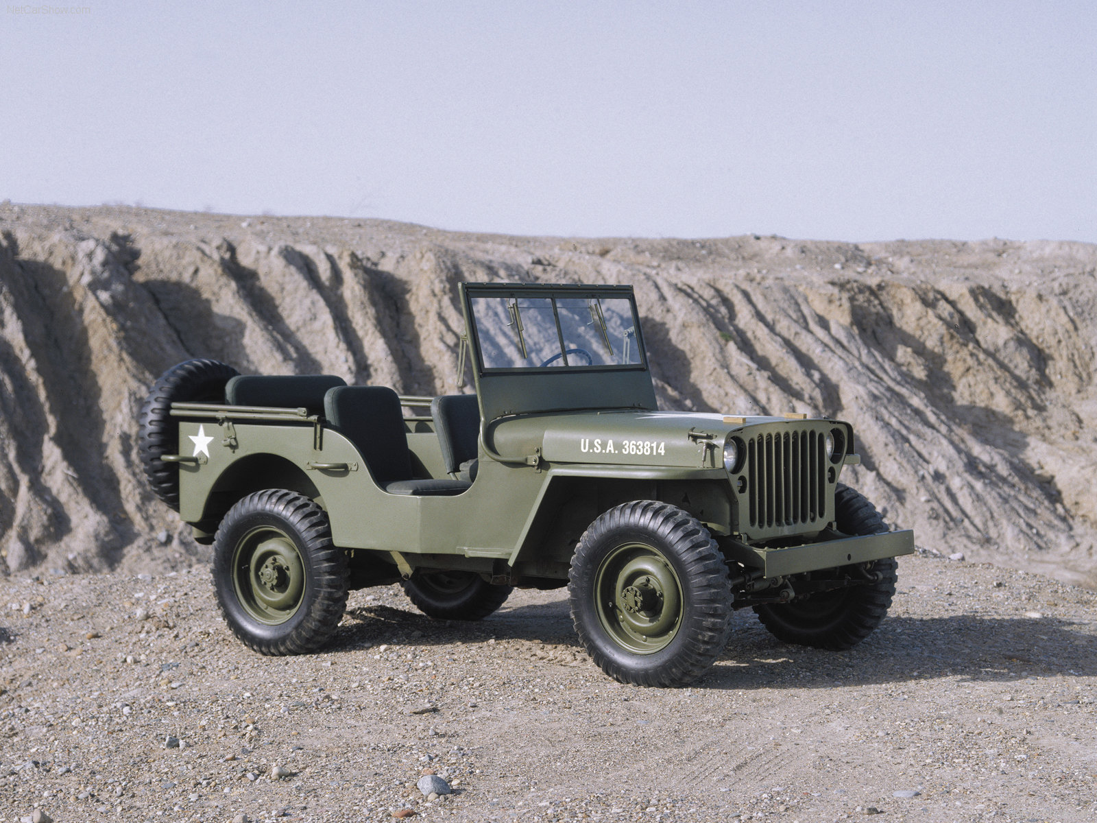 Ford Jeep 1942 photo - 9
