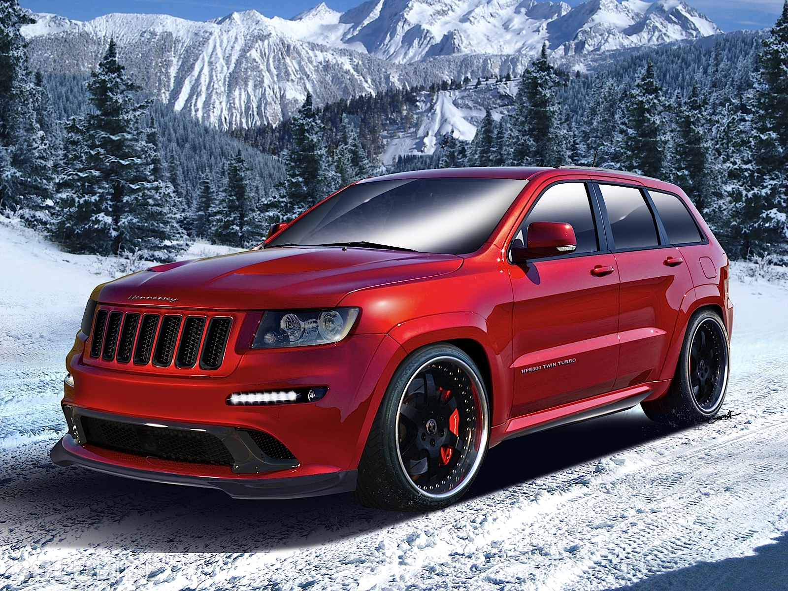 Ford Jeep 2013 photo - 4