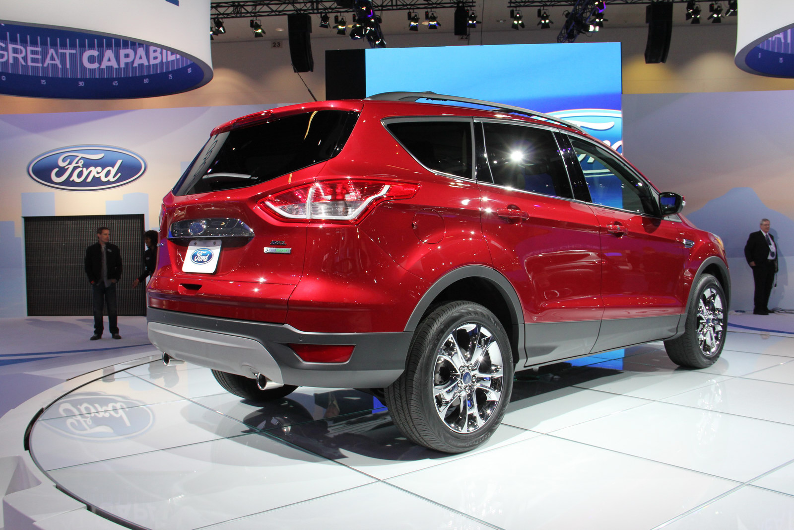 Ford Jeep 2013 photo - 7