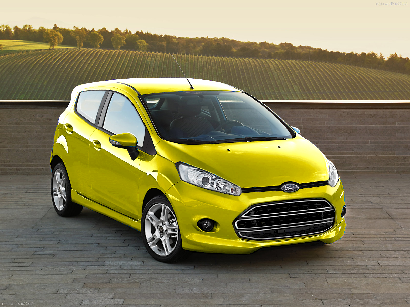 Ford K 2013 photo - 3