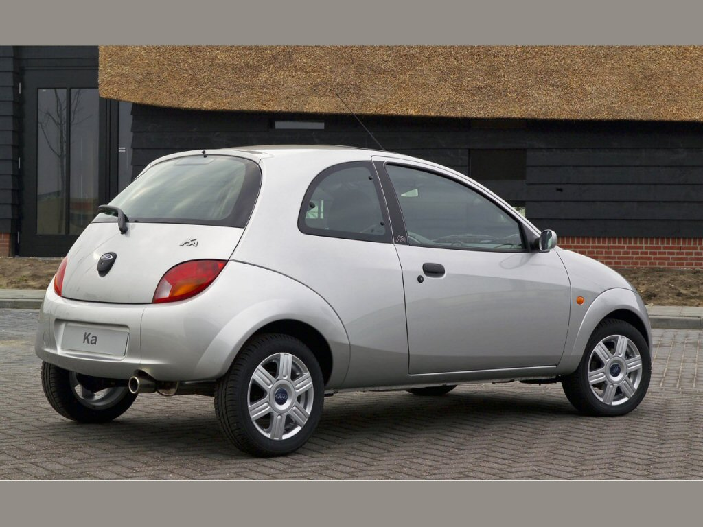 ford ka 2004 review amazing pictures and images look at the car. Black Bedroom Furniture Sets. Home Design Ideas