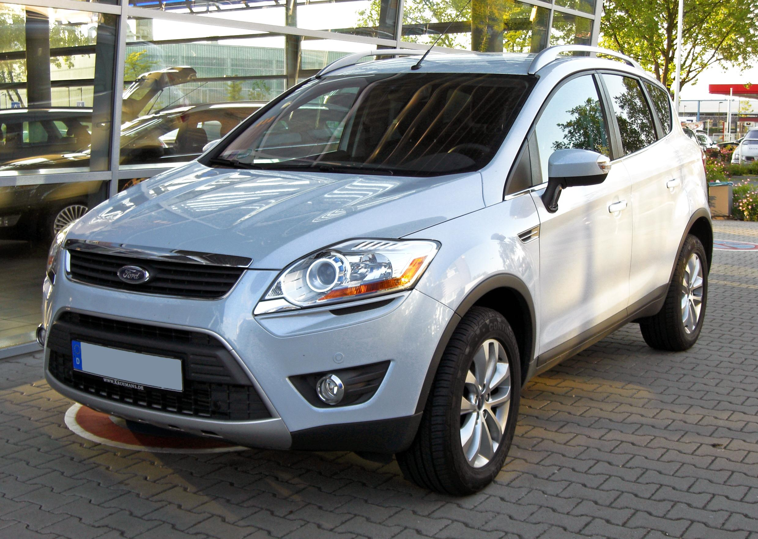 ford kuga 2009 review amazing pictures and images look at the car. Black Bedroom Furniture Sets. Home Design Ideas