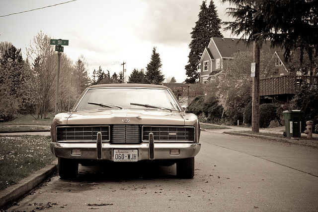 Ford LTD 1970 photo - 6