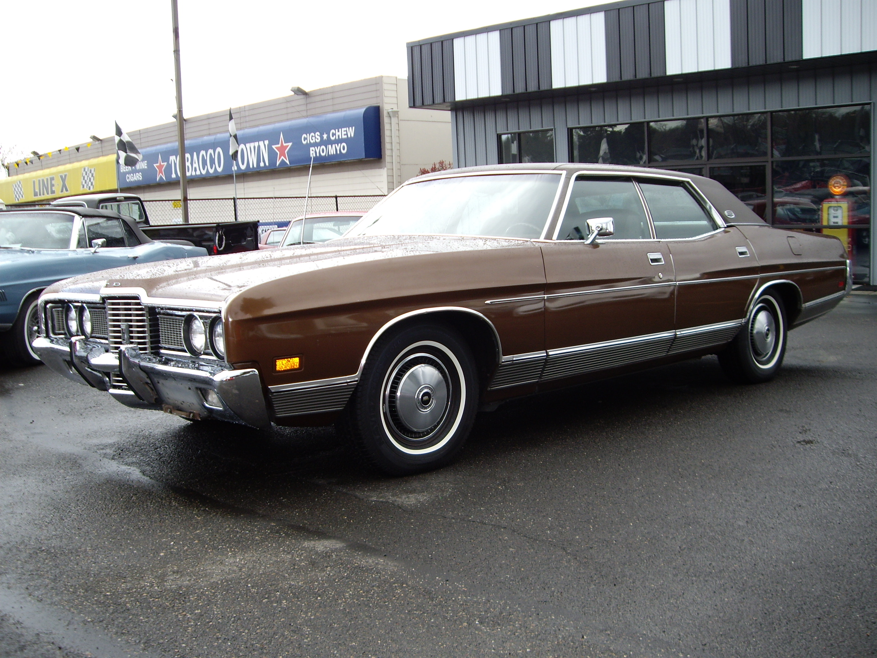 Ford ltd 1972 photo - 1