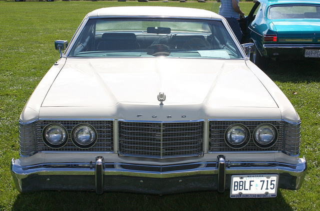 Ford LTD 1974 photo - 3