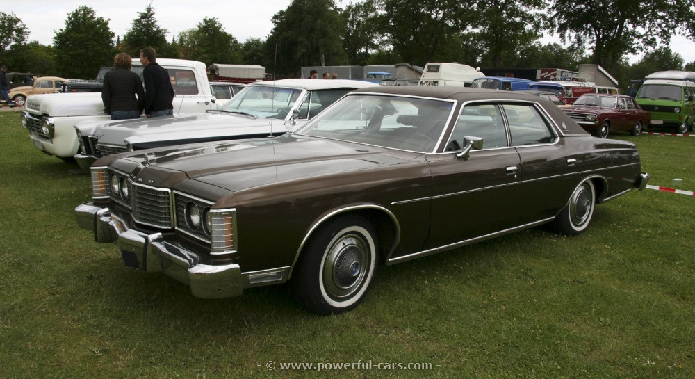 Ford LTD 1974 photo - 7