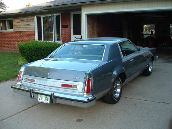 Ford LTD 1978 photo - 2