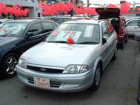 Ford Laser 1999 photo - 2