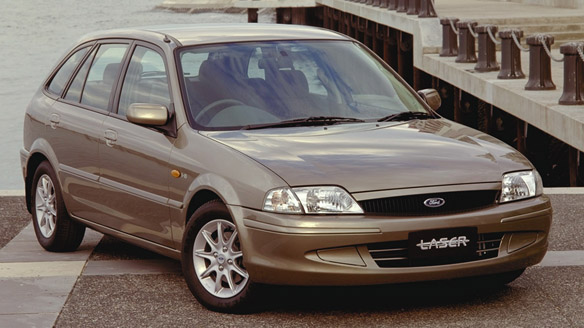 Ford Laser 2003 photo - 2