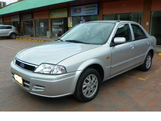 Ford Laser 2007 photo - 3