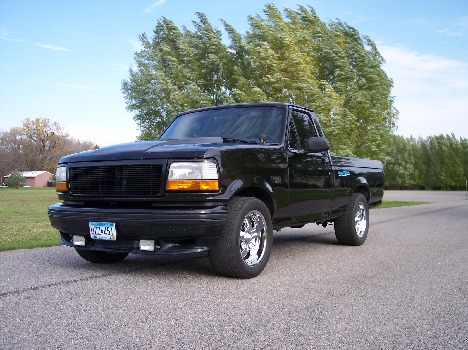 Ford Lightning 1993: Review, Amazing Pictures and Images – Look at ...
