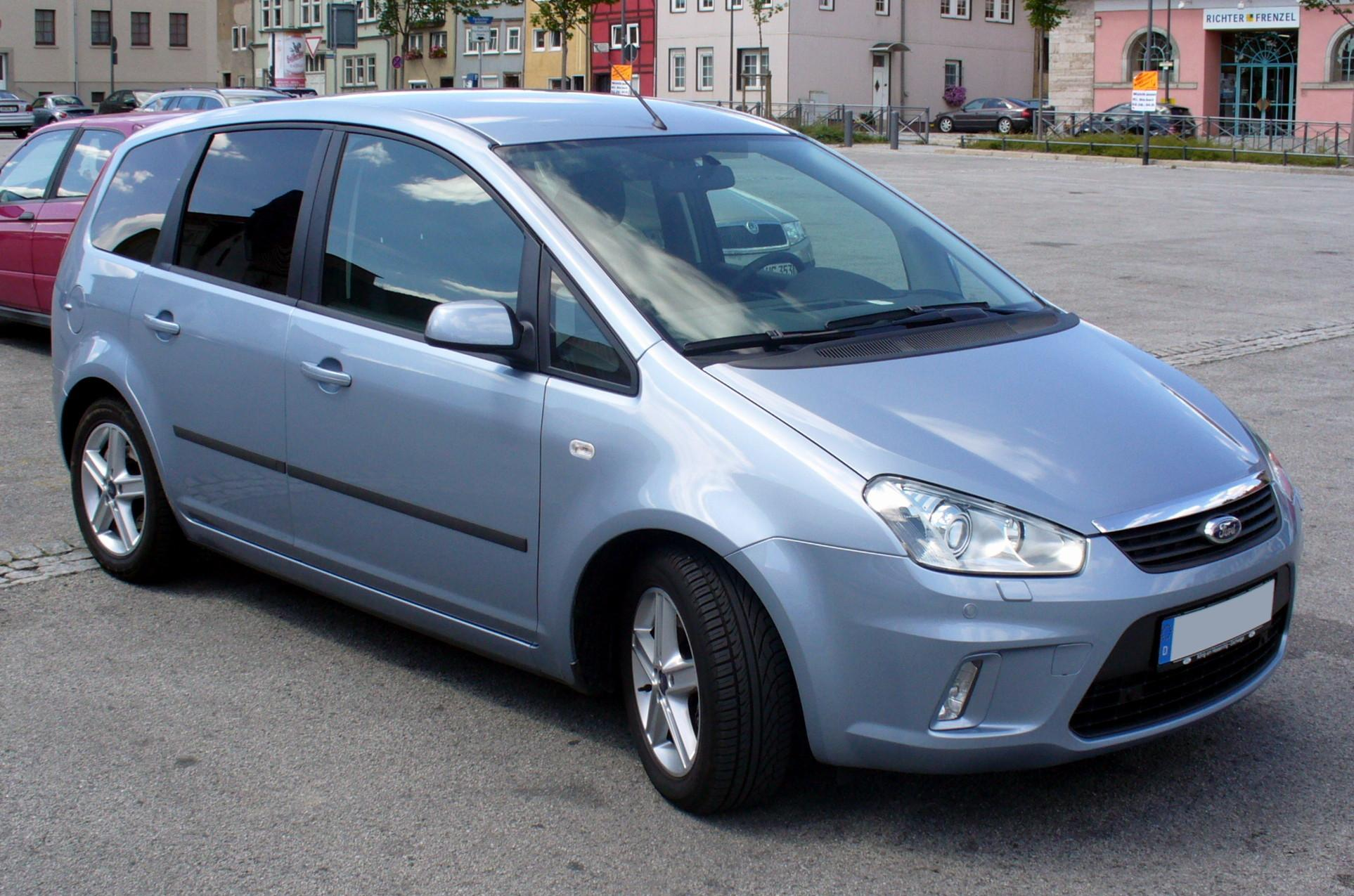 Ford Max 2007 photo - 1