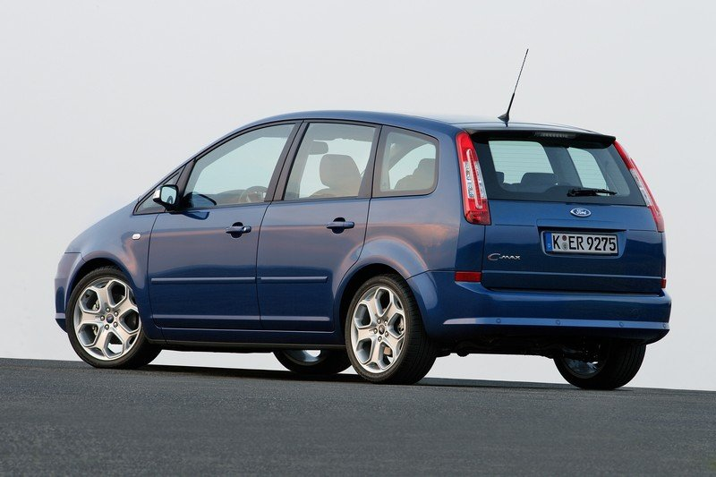 Ford Max 2007 photo - 3