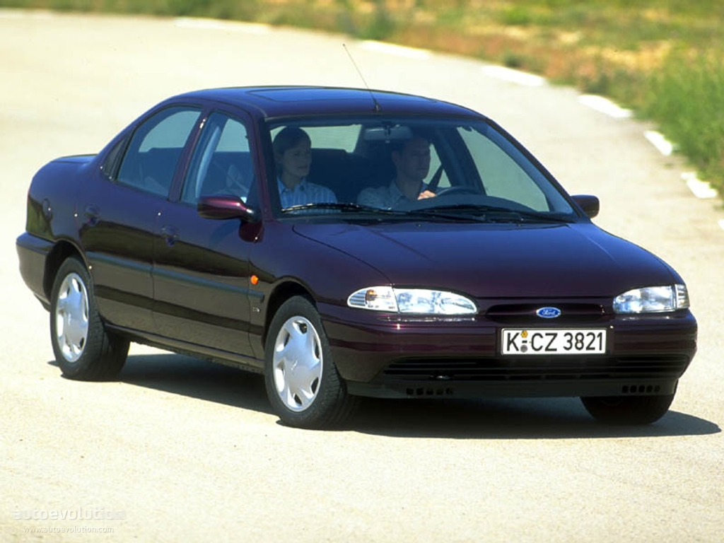 Ford Mondeo 1994 photo - 3