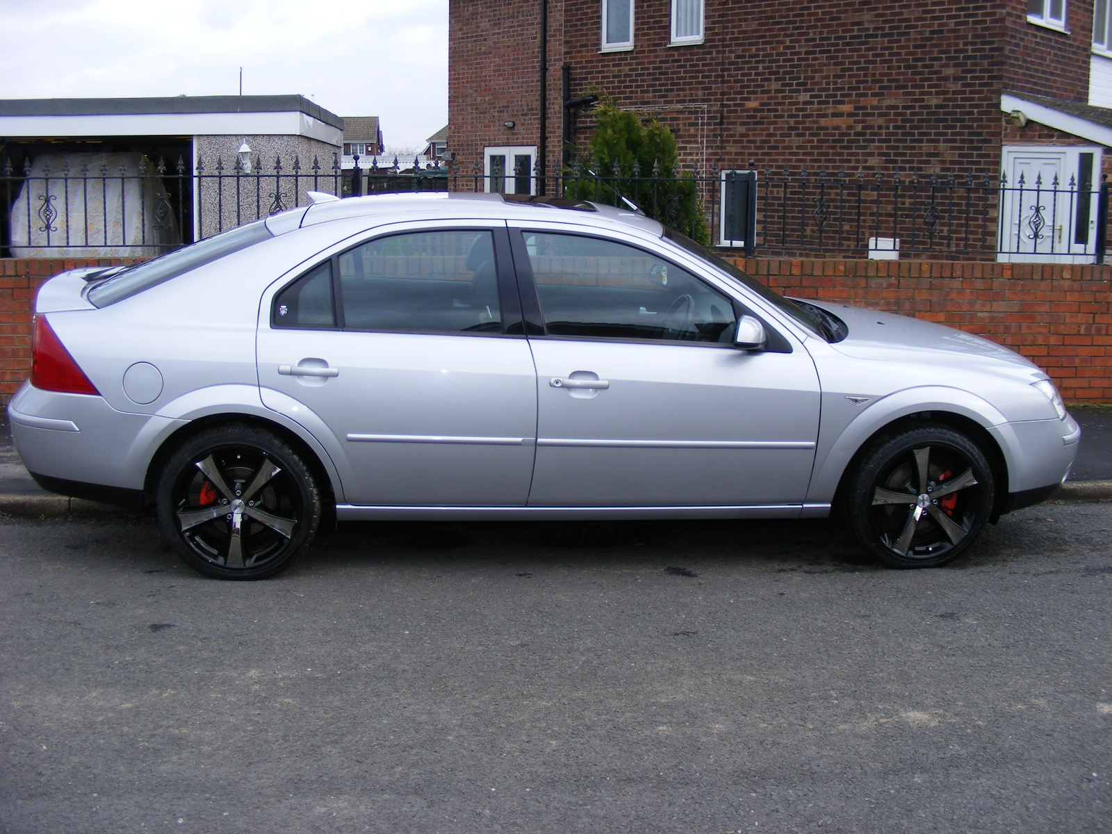 Ford Mondeo 1994 photo - 5