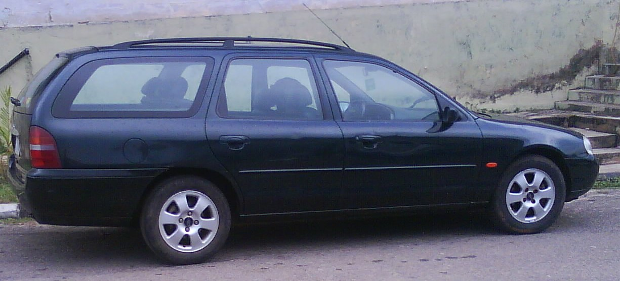 Ford Mondeo 1998 photo - 5