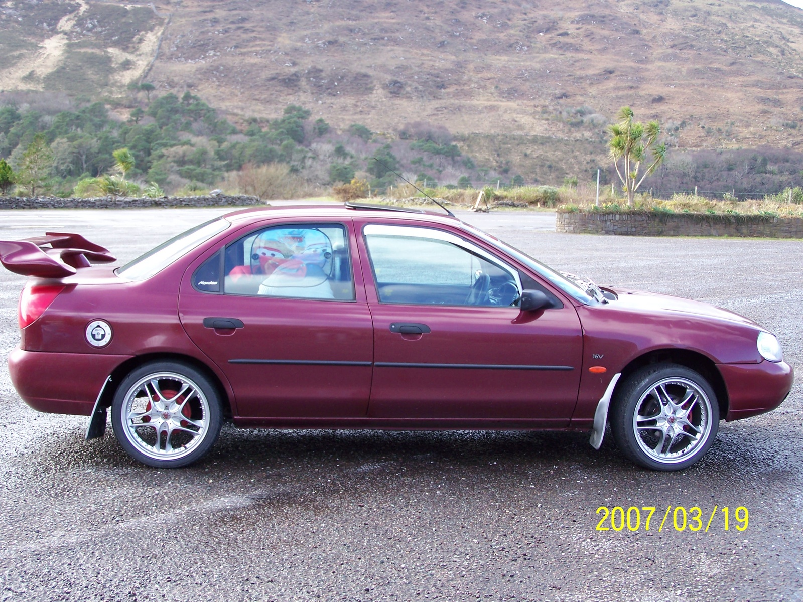Ford Mondeo 1999 photo - 2