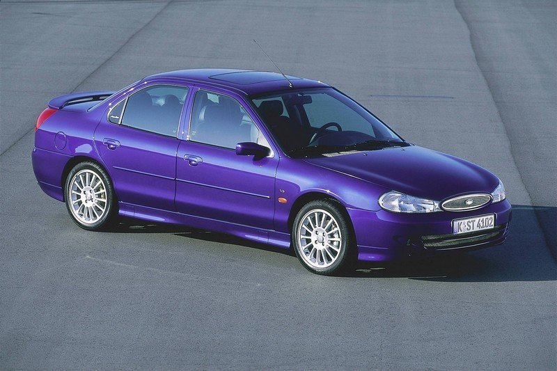 Ford Mondeo 1999 photo - 5
