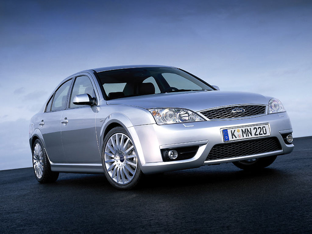 Ford Mondeo 2002 photo - 1