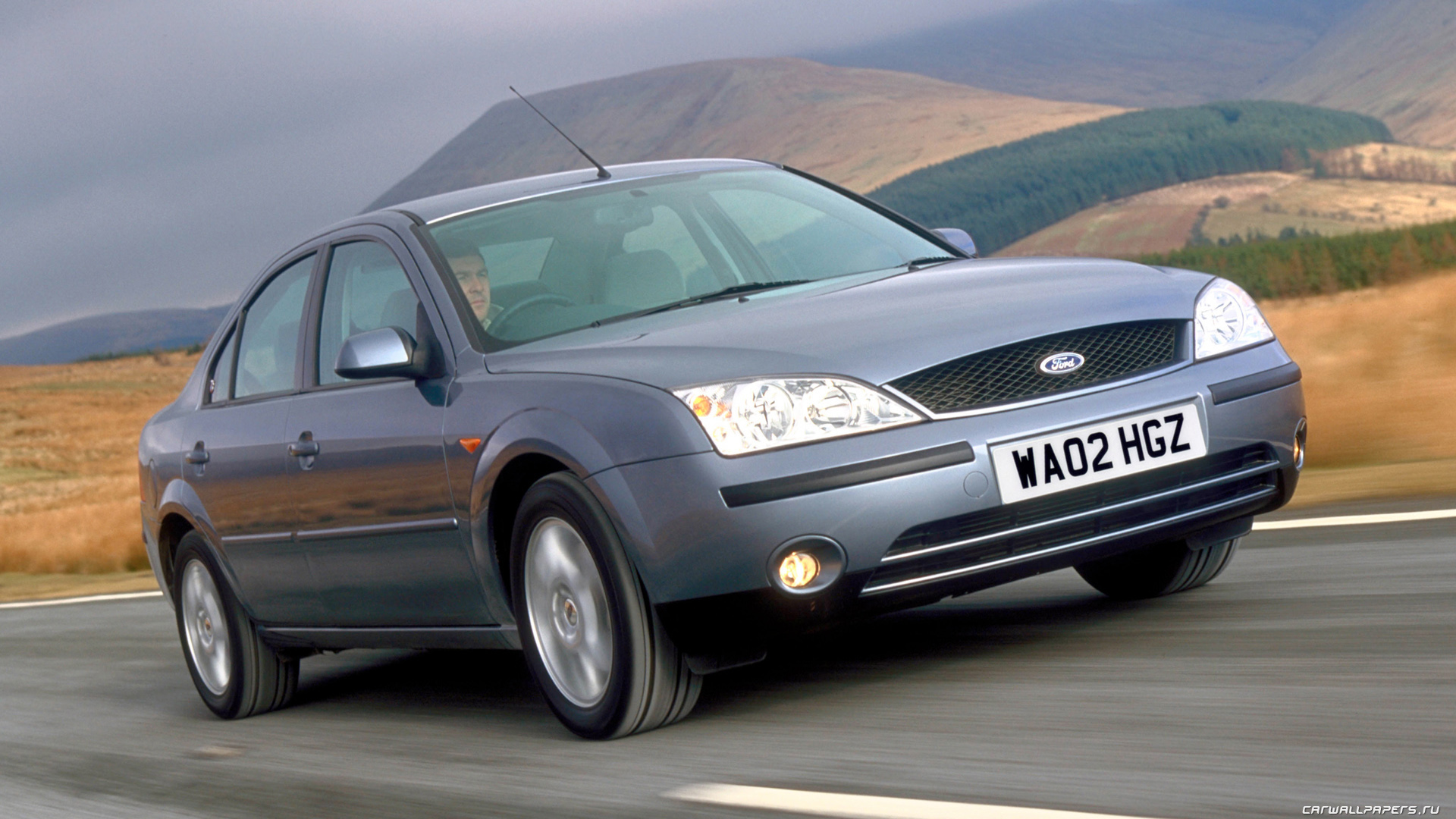 Ford Mondeo 2002 photo - 2