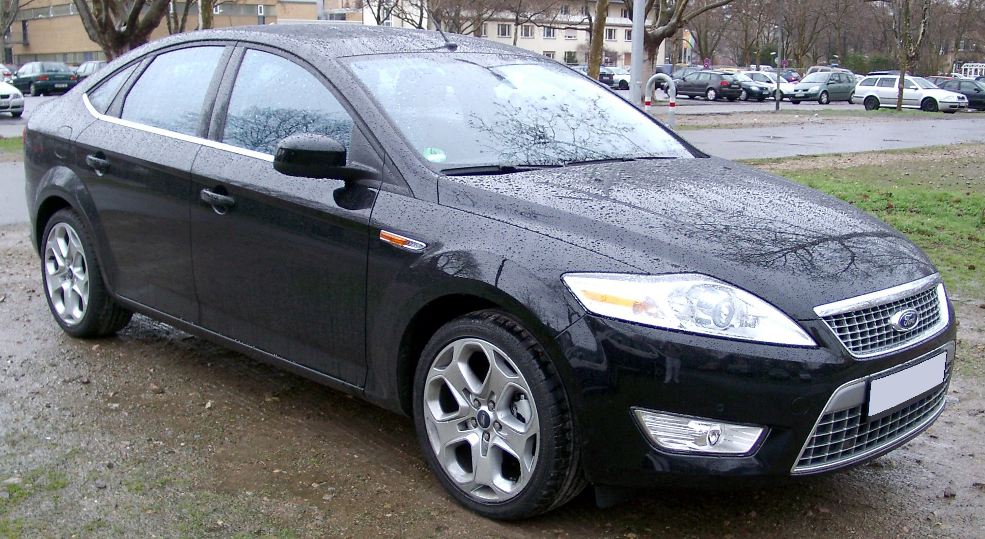 Ford Mondeo 2004 photo - 10