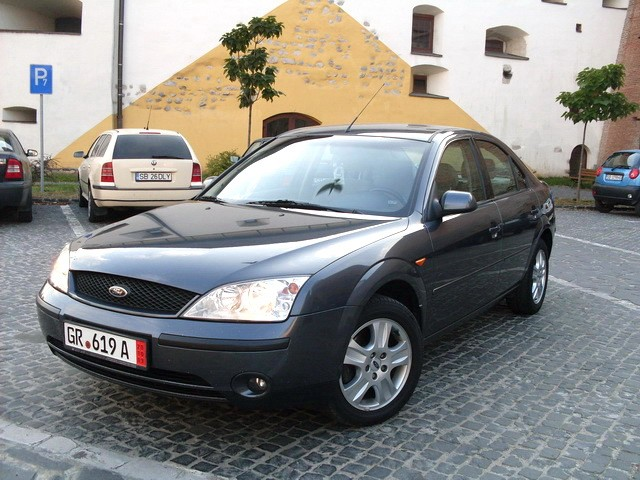 Ford Mondeo 2006 photo - 10