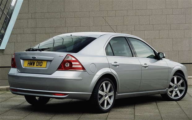 Ford Mondeo 2006 photo - 4