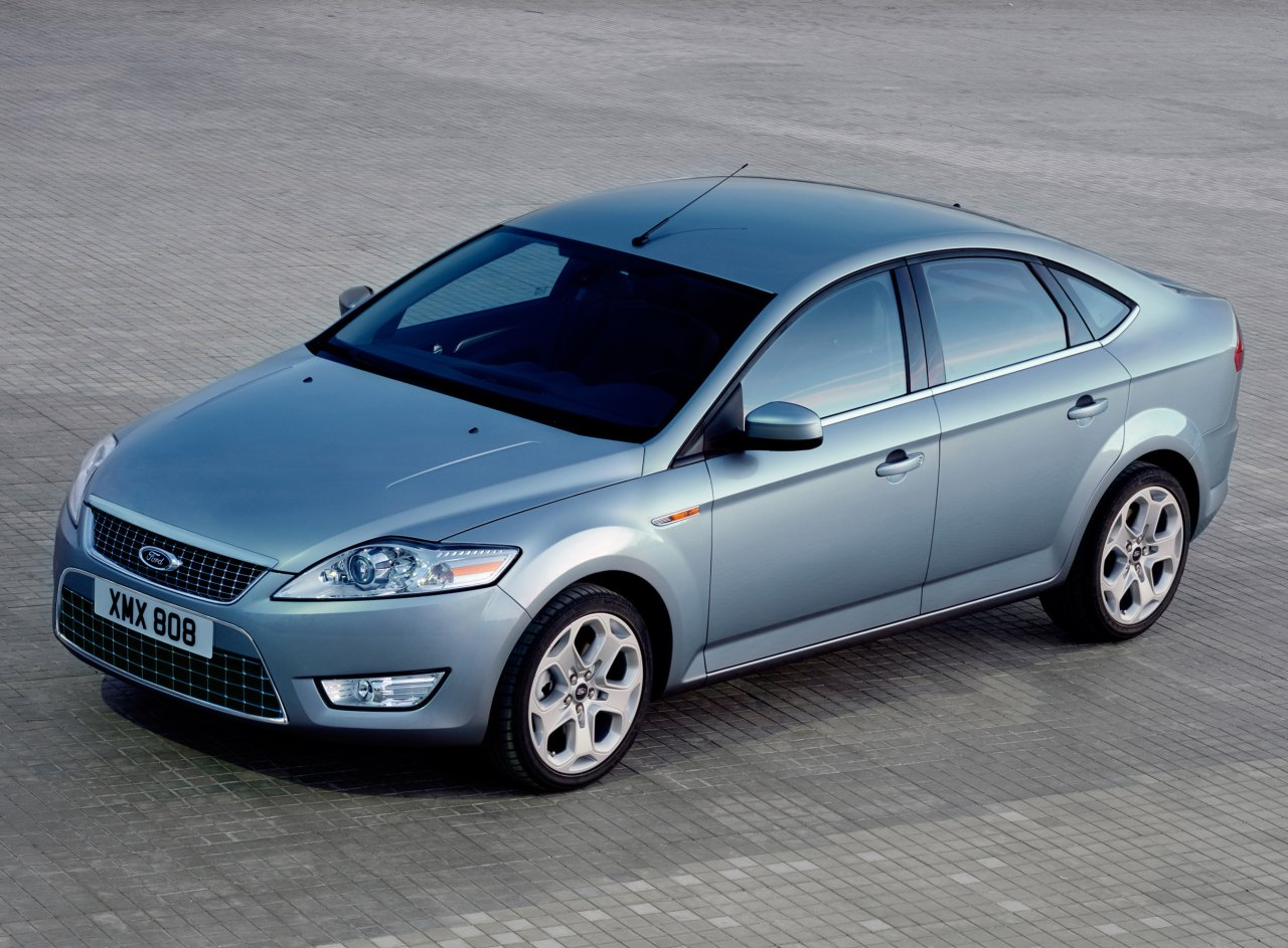 Ford Mondeo 2006 photo - 5
