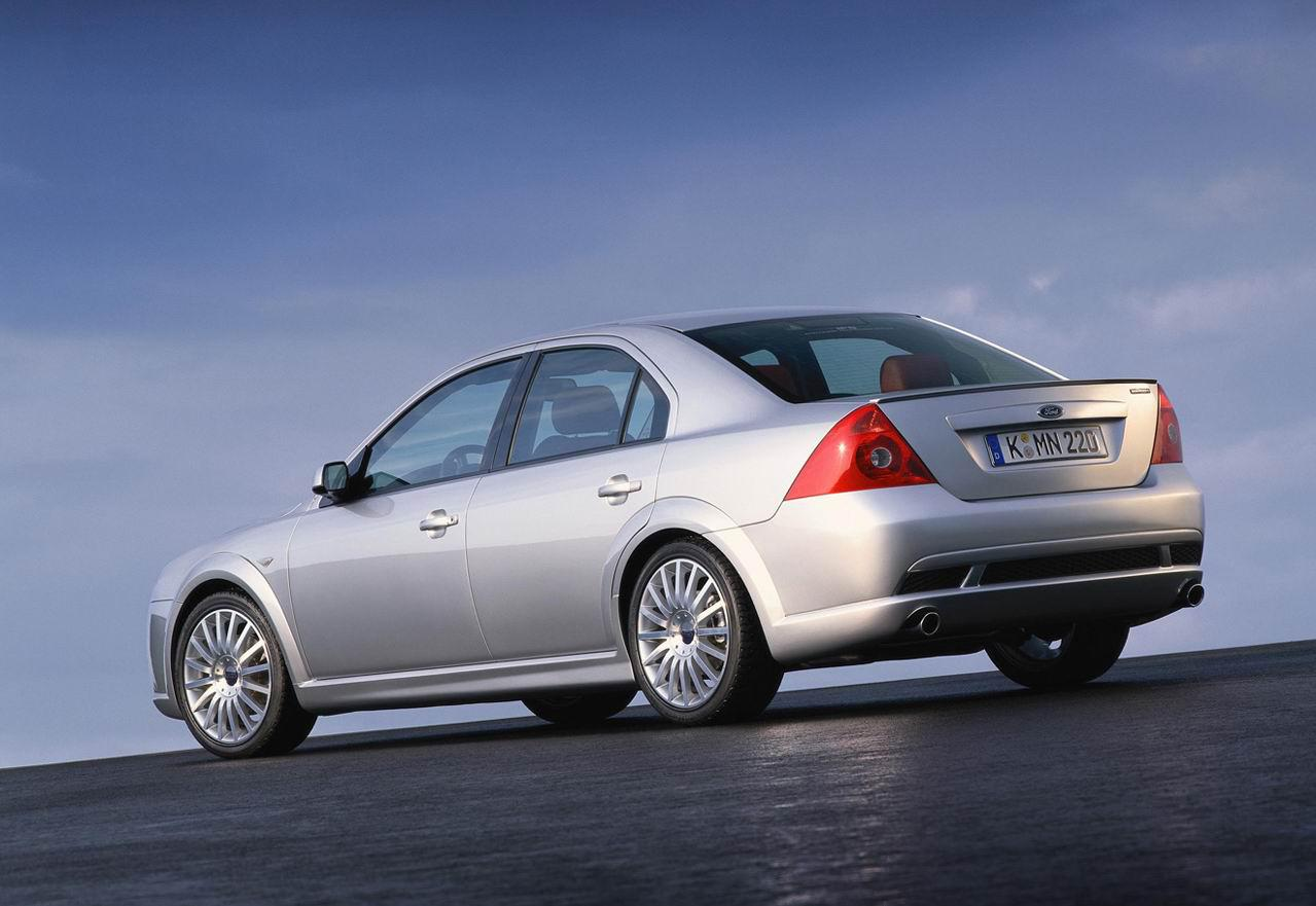 Ford Mondeo 2006 photo - 8